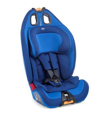 Fotelik samochodowy 9-36 kg Chicco Gro-Up 123 power blue