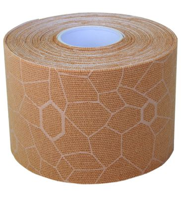 Taśma-plaster Kinesio Thera-Band 12928 beżowo-beżowa