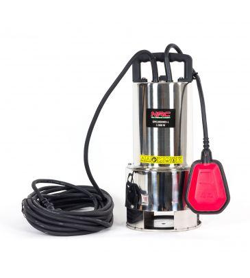 Pompa zanurzeniowa do brudnej wody NAC SPE100INOX-L 1000W