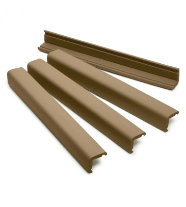 Osłony Prince Lionheart Jumbo Edge Guards choco 0102