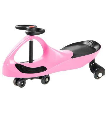 Jeździk TwistCar różowy