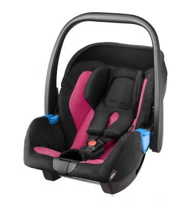 Fotelik samochodowy 0-13 kg Recaro Privia pink