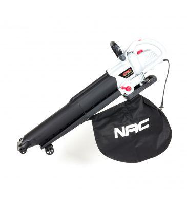 Odkurzacz elektryczny ogrodowy NAC VBE300A-AS-WS-CH