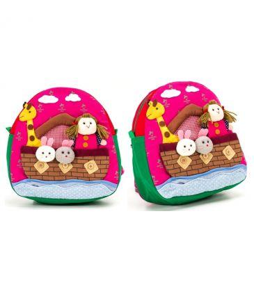 Plecaczek dziecięcy 3+ Cole ark pink