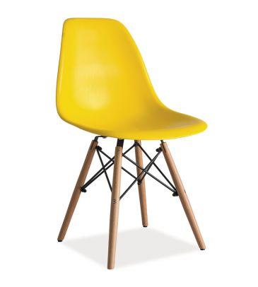Krzesło Signal Enzo żółte