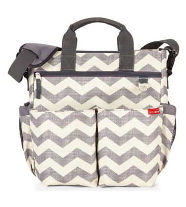 Torba do wózka Skip Hop Duo Signature chevron