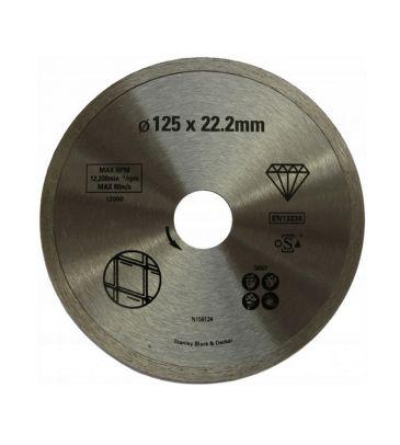 Tarcza diamentowa Stanley STA38007 125mm x 22.23 mm