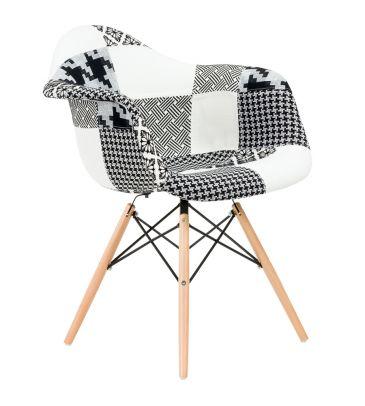 Krzesło patchwork TDF  Vario 07