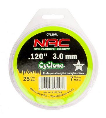 Żyłka tnąca gwiazdka 3 mm NAC CY120PL