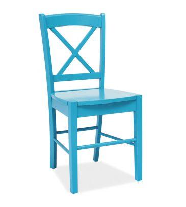 Krzesło Signal CD-56 niebieskie