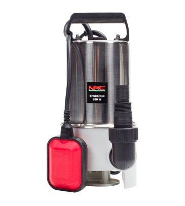 Pompa zatapialna do brudnej wody NAC SPE85HI-N