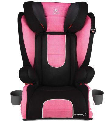 Fotelik samochodowy 15-36 kg Diono Monterey 2 pink