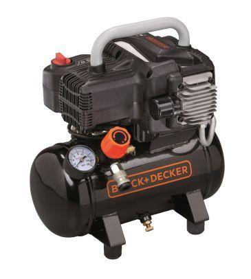 Kompresor bezolejowy 6L Black & Decker OL195/8/6 NKBB304BND008 (BND308)