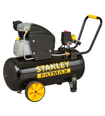 Kompresor olejowy 50L Stanley FATMAX D261/10/50 FCDV4G4STP319 (STF519)