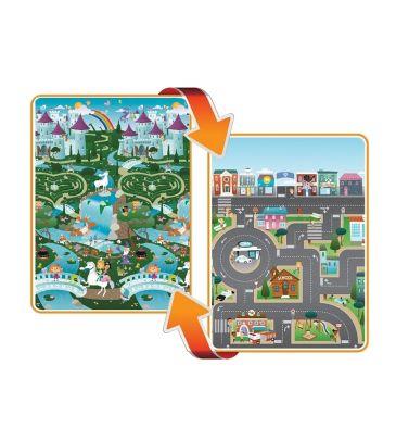 Mata Prince Lionheart playMAT 7714 fantasyland/city