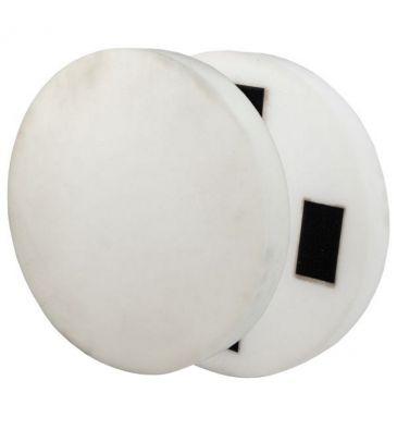Tarcza z elastycznej pianki biała do zacieraczki do tynków DEDRA DED77672B