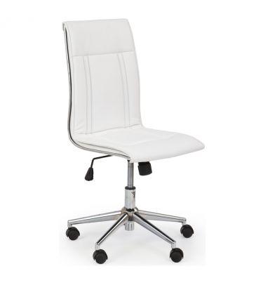 Fotel obrotowy Halmar Porto biały
