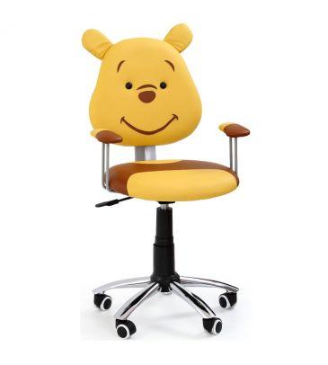 Fotel obrotowy dziecięcy Halmar Kubuś