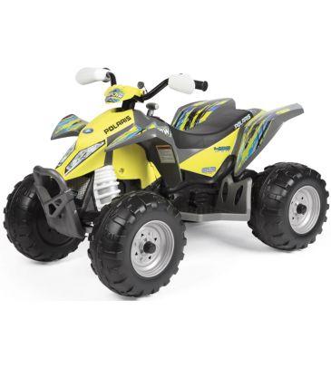 Pojazd na akumulator 12V Peg Perego Polaris Outlaw Citrus IGOR 0090