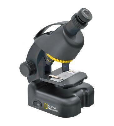 Mikroskop Bresser 40-640 National Geographic BRMK911950100