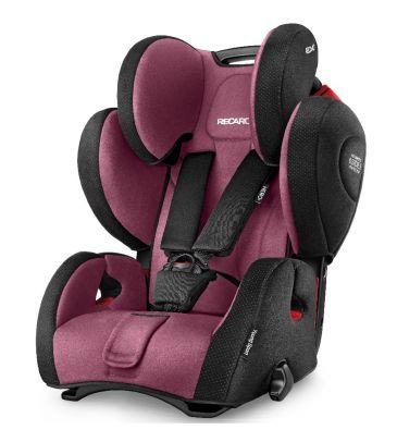 Fotelik samochodowy 9-36 kg Recaro Young Sport Hero violet