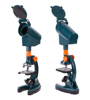 Mikroskop edukacyjny z projektorem Levenhuk LabZZ M3
