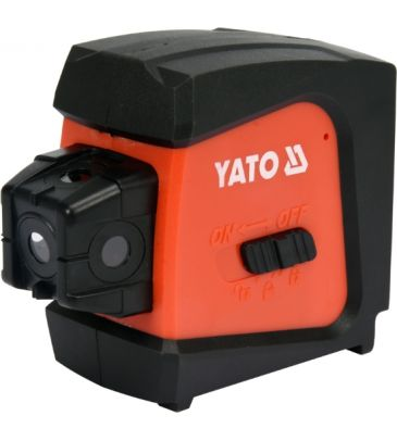 Laser krzyżowy samopoziomujący YATO YT-30427