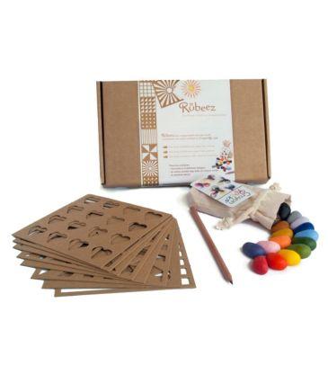 Kredki z wosku sojowego Crayon Rocks Zestaw Rubeez Artbox