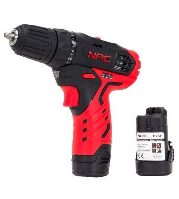 Wiertarko-wkrętarka akumulatorowa NAC CDB12-SF