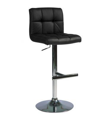 Krzesło barowe Signal C-105 czarne