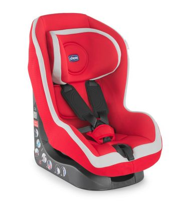 Fotelik samochodowy 9-18 kg Chicco Go-One red