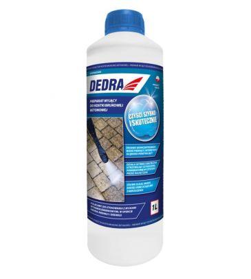 Preparat myjący do kostki brukowej betonowej DEDRA DED8823A5 1L