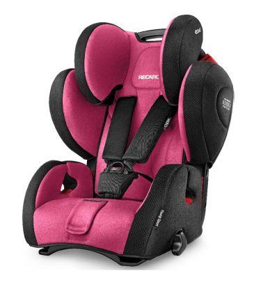 Fotelik samochodowy 9-36 kg Recaro Young Sport Hero pink
