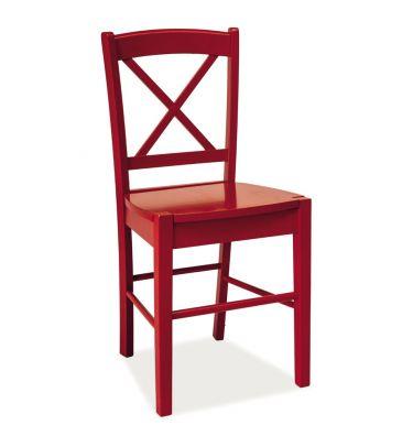 Krzesło Signal CD-56 czerwone