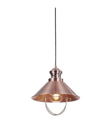 Lampa sufitowa Signal LW-85 miedź