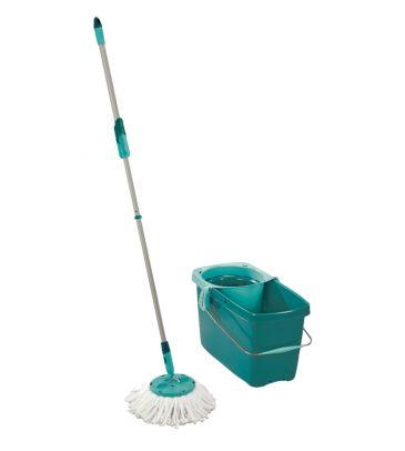 Zestaw Clean Twist Leifheit 52052 mop oraz wiadro na kółkach