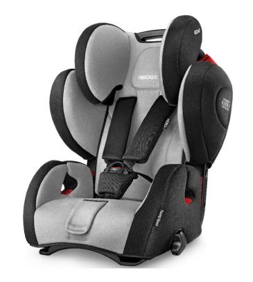 Fotelik samochodowy 9-36 kg Recaro Young Sport Hero graphite