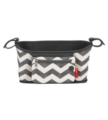 Organizer do wózka Skip Hop Grab and Go chevron