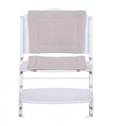 Poduszka do krzesełka Lambda 2 Childhome CCSCGCPMG szara