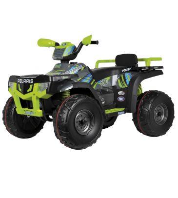 Pojazd na akumulator 24V Peg Perego Polaris Sportsman 850 Lime IGOD 05330