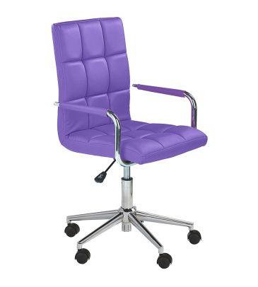 Fotel obrotowy Halmar Gonzo 2 fiolet