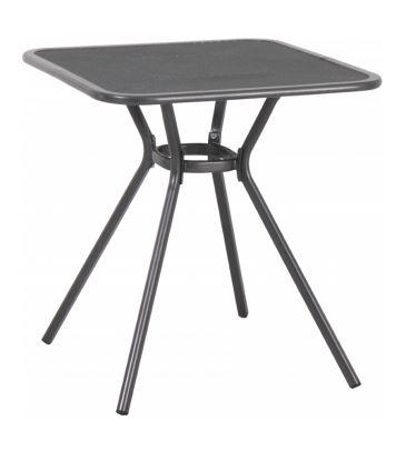 Stół metalowy siatkowy SAVOY 879725