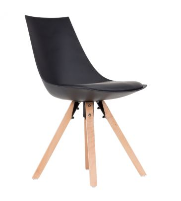 Krzesło LCN COSTA czarne