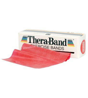 Taśma oporowa Thera-Band 5,5 m 50030 czerwona