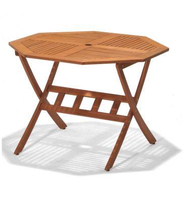 Stół składany ośmiokątny KINGSBURY
