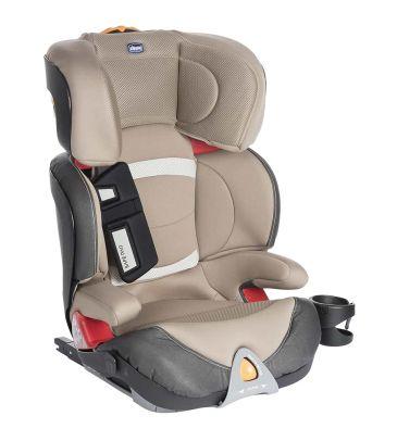 Fotelik samochodowy 15-36 kg Chicco Oasys 2/3 Fixplus EVO sandshell + zabawka