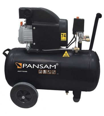 Kompresor olejowy 50L Pansam A077030