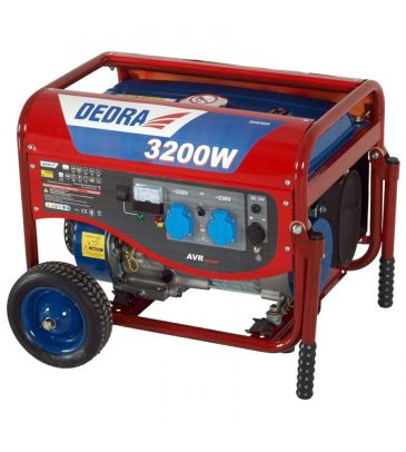 Agregat prądotwórczy DEDRA DEGB3600K