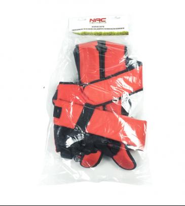 Profesjonalne szelki do kos spalinowych NAC BP508-260