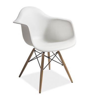 Krzesło Signal Mondi białe